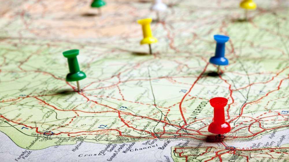 Обложка к записи Расчет расстояний между городами по их координатам