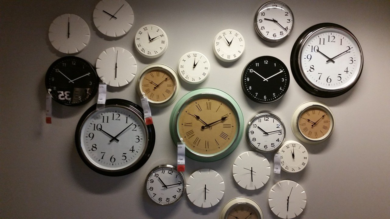 Синхронизация времени с NTP — сервером на PHP (по протоколу DAYTIME)