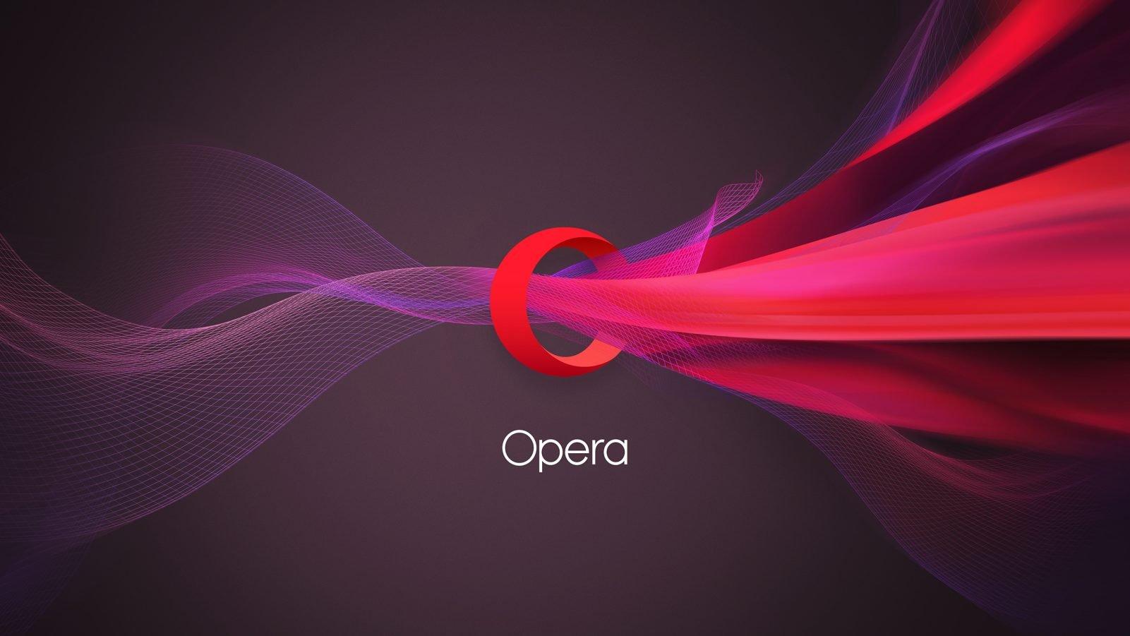 Opera переходит на движок WebKit