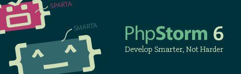 Обложка к записи PhpStorm 6: разработка с умом — на смену напряженному кодингу