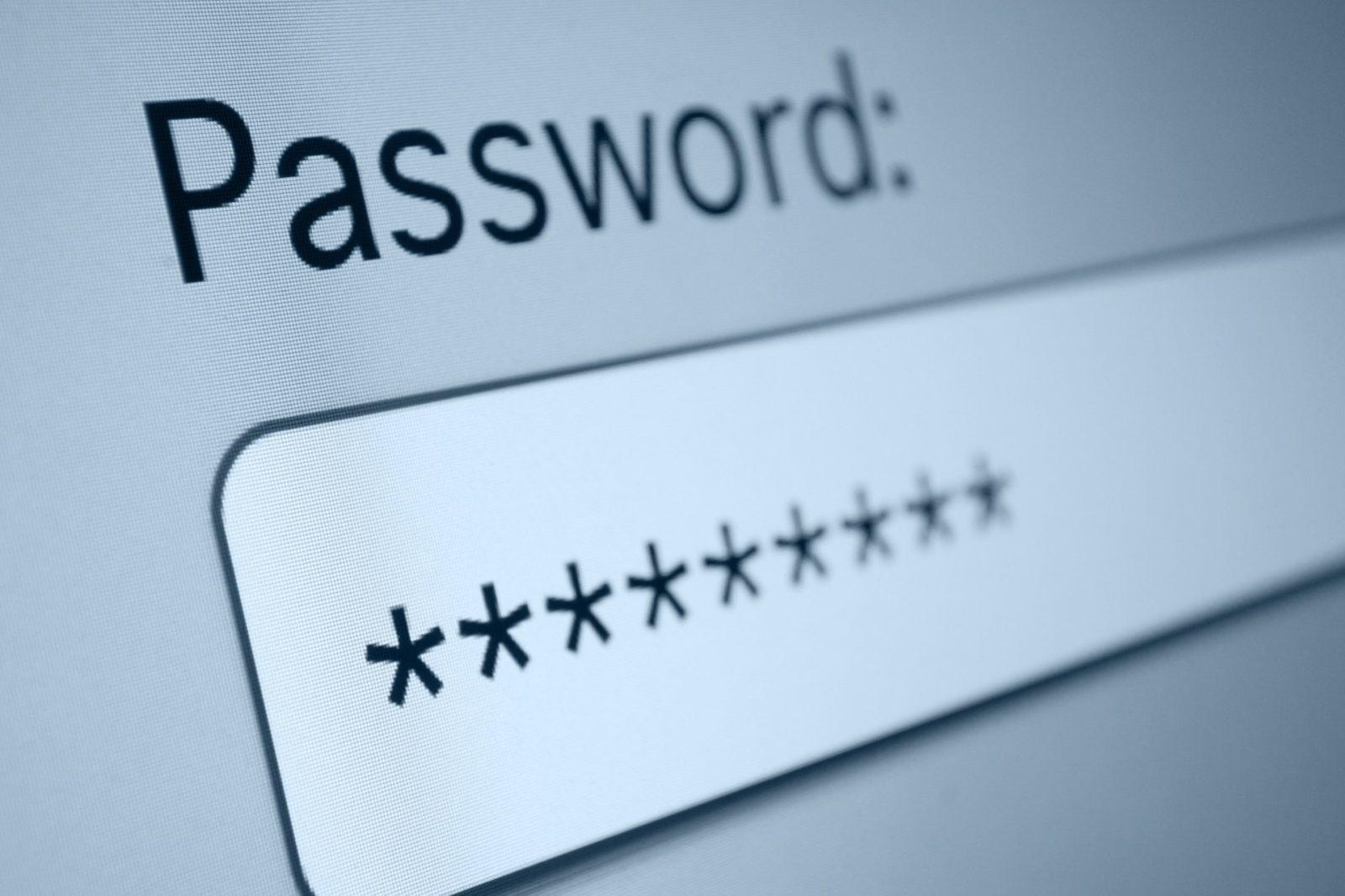 Обложка к записи Меняем форму значков для полей ввода пароля