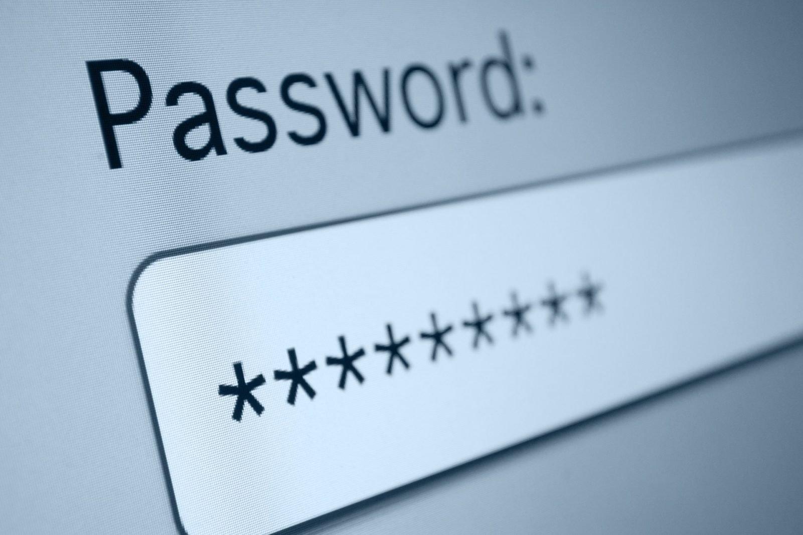 Меняем форму значков для полей ввода пароля