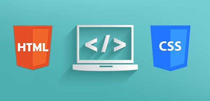Обложка к записи CSS: Текст поверх линии