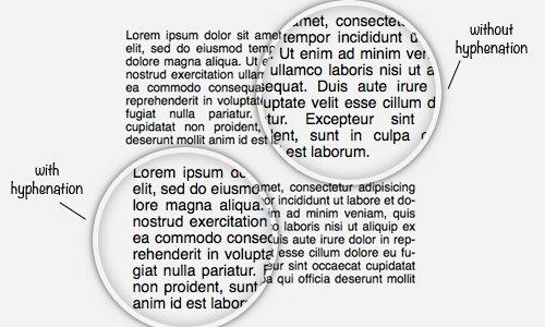 CSS3: автоматический перенос текста