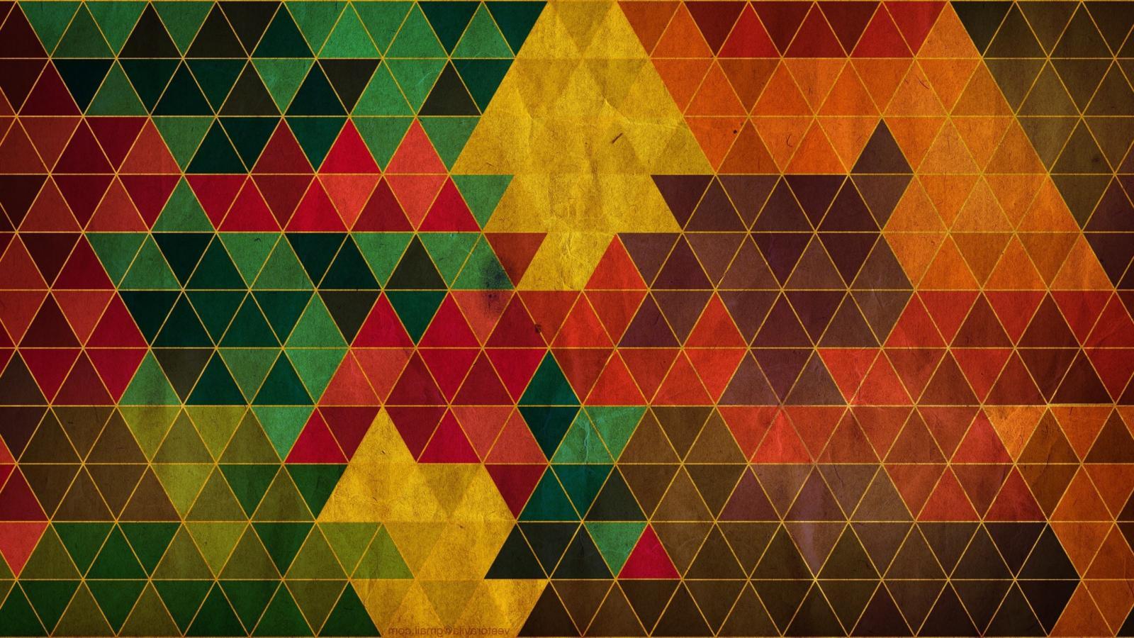 Обложка к записи Треугольник на чистом CSS