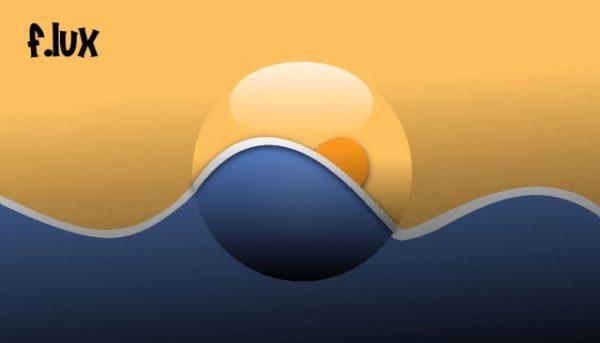 Обложка к записи Берегите глаза с помощью f.lux
