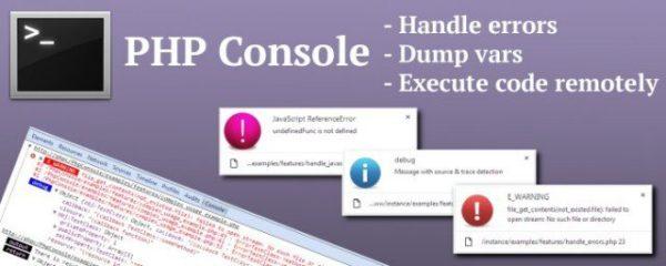 Обложка к записи Отладка WordPress при помощи PHP Console