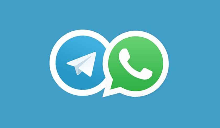 Ставим правильные ссылки на WhatsApp и Telegram