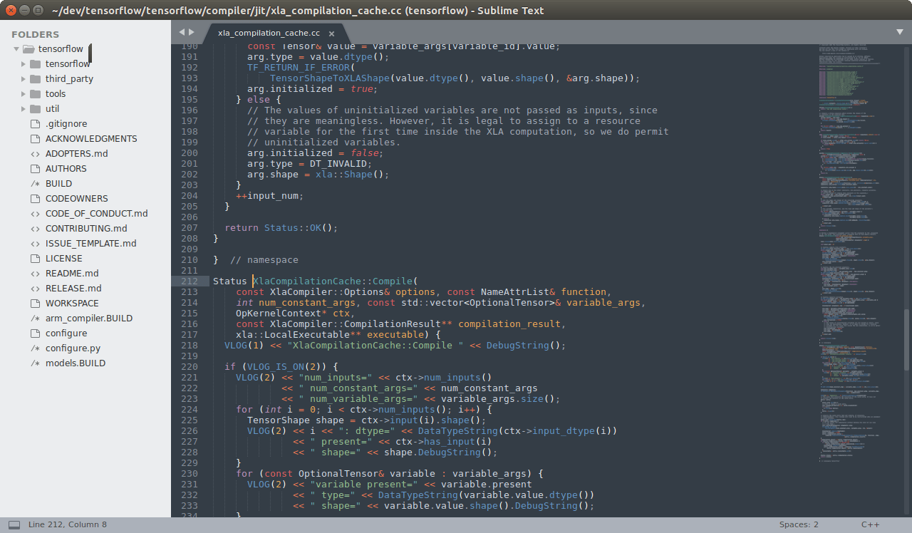Долгожданный релиз Sublime Text 3.0
