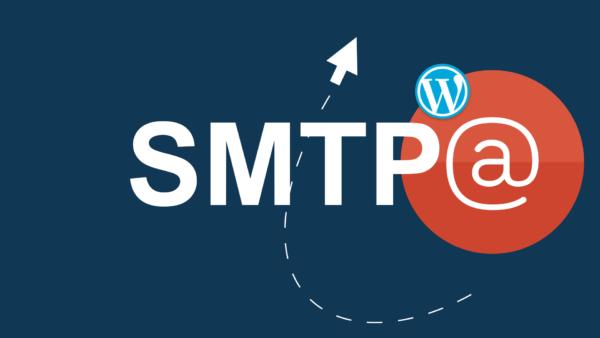 Обложка к записи Настройка отправки почты в WordPress через SMTP без плагинов
