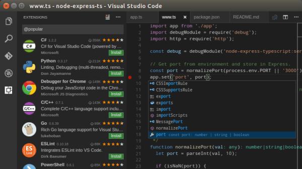 Обложка к записи Как попробовать VS Code в Ubuntu