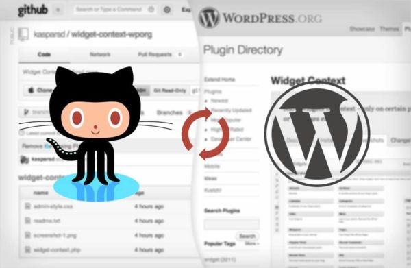 Обложка к записи Зеркалируем WordPress плагин на GitHub