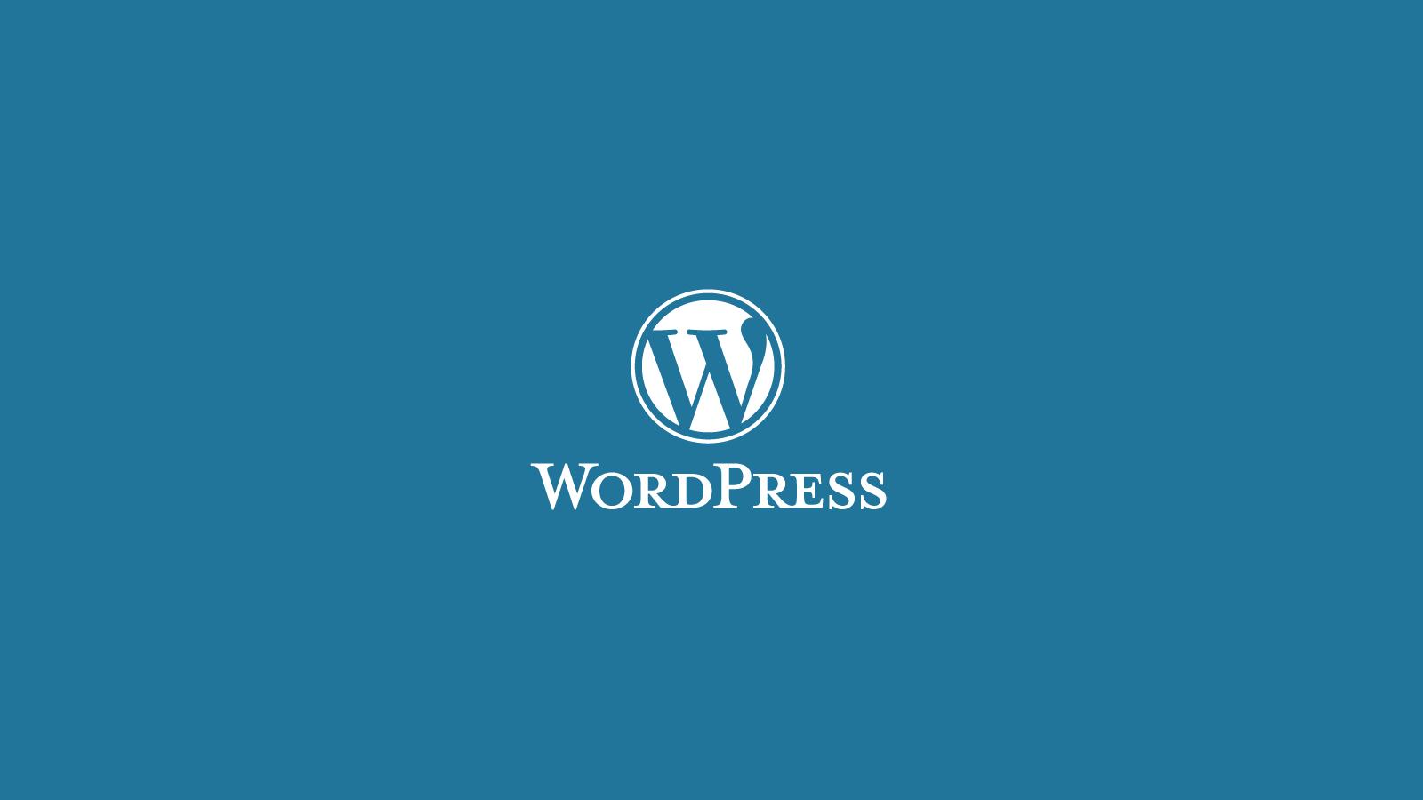 Обложка к записи Ресурсы по WordPress
