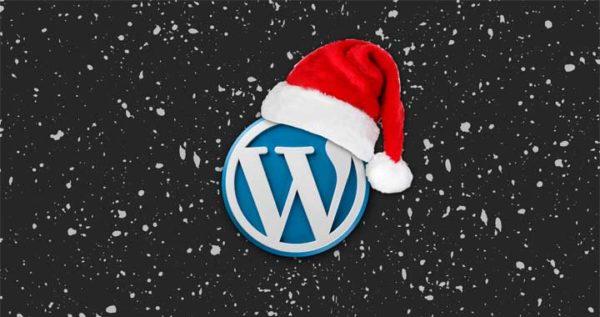 Обложка к записи Топ-5 шаблонов WordPress для Рождества