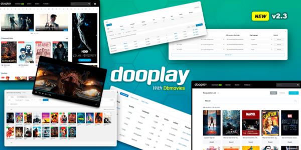 Обложка к записи Доработка темы DooPlay