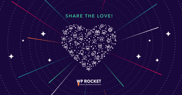 Обложка к записи Реферальная программа от WP Rocket