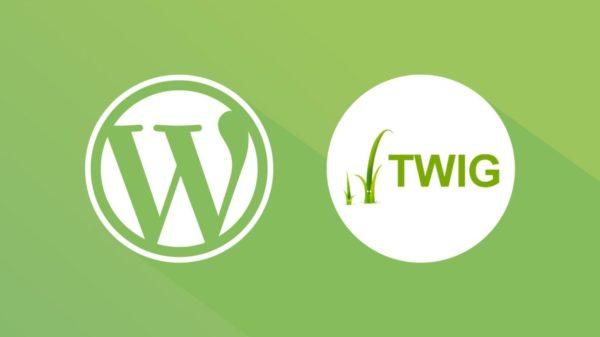 Обложка к записи Как подружить WordPress и Twig